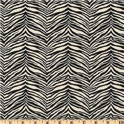 Premier Prints Little Tiger Black/Cream