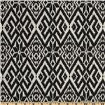 Maasai Mara Fair Isle Charcoal