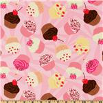 DL-948 Buttercup Cupcakes Gallore Pink