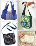 Kwik Sew Serge Bags Patterns