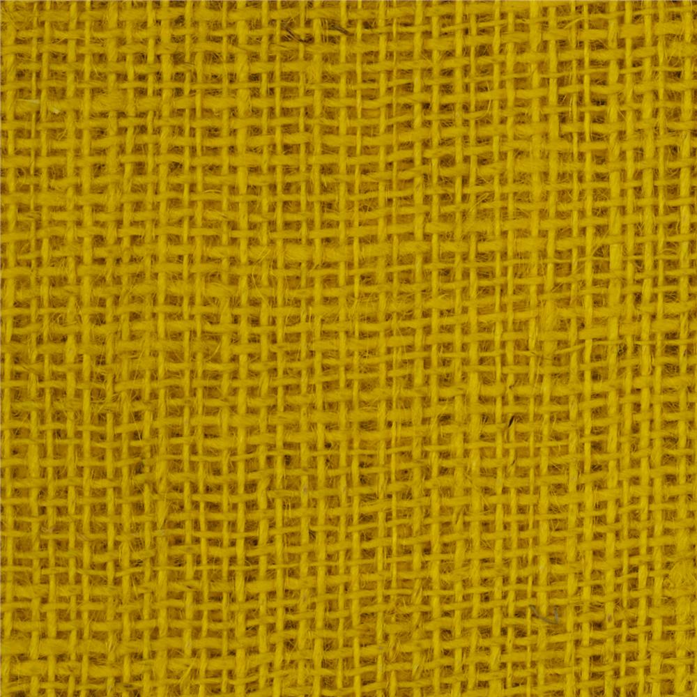 47&quot; Shalimar Burlap Yellow