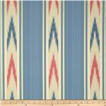 Williamsburg Manipur Ikat Stripe Jacquard Jewel