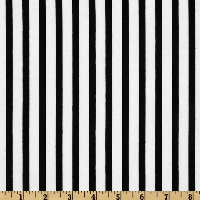 Pimatex Basics Stripe Black/White