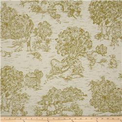 Magnolia Home Fashions Quaker Toile Meadow