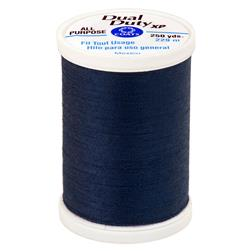 Coats & Clark Dual Duty XP 250yd Indigo Ink