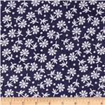 0273086 Phoebe Tossed Floral Purple