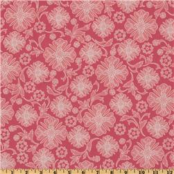 DeLovely Ornate Tonal Fushia
