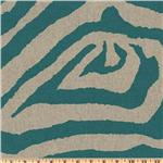 Premier Prints Zebra Breeze/Linen