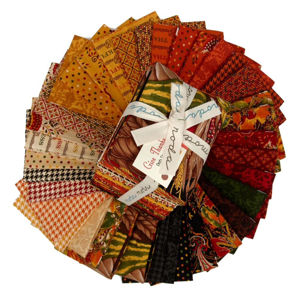 Moda Give Thanks Fat Quarter Assortment