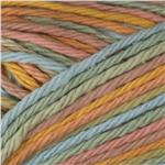 PYR-410 Peaches &amp; Creme Ombre Yarn (2222) Butter Cream Ombre