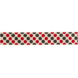"Riley Blake 5/8"" Grosgrain Ribbon Serenity"