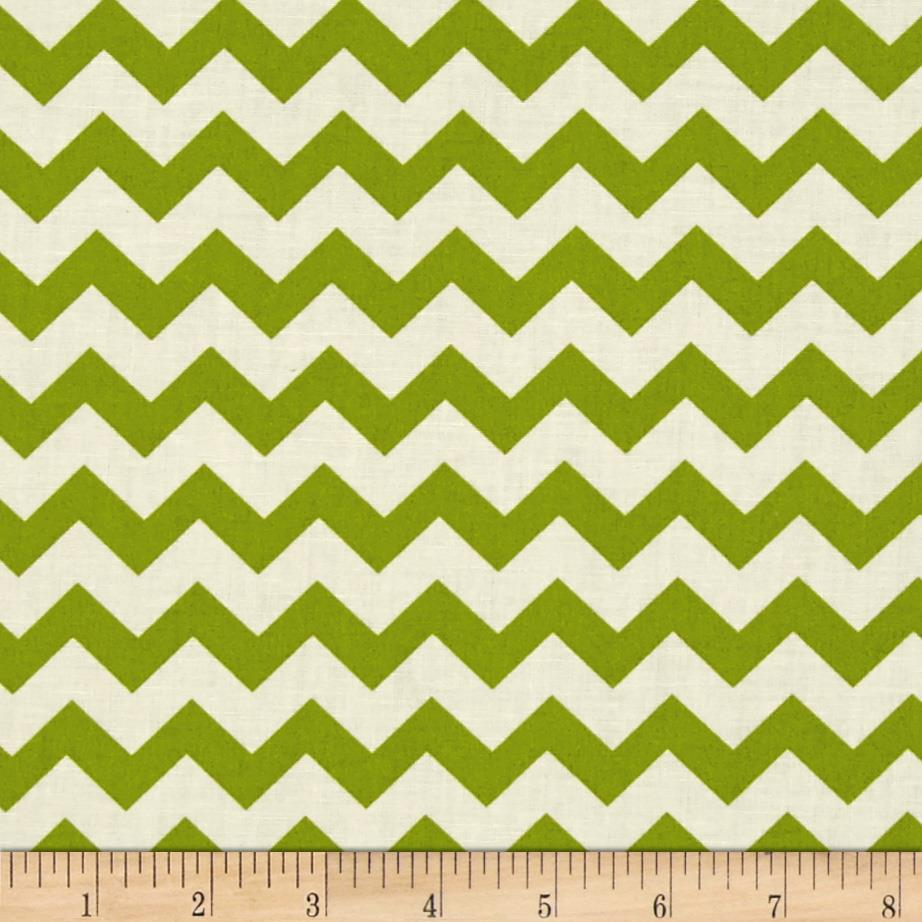 AfterGlow Chevron Green