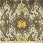Waverly Enlightened Ikat Pumice