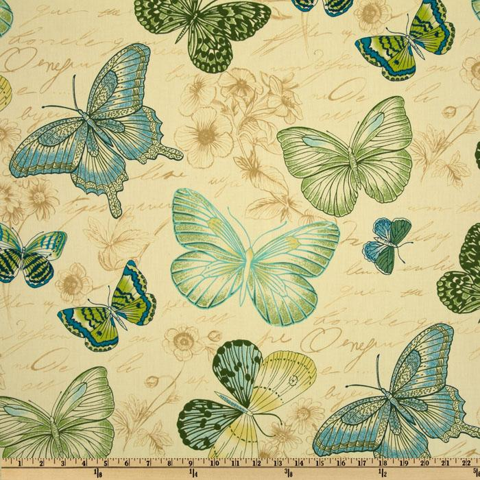 Covington Papillon Capri Blue
