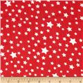 Yoryu Chiffon Stars White/Red