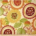 Richloom Handblock Melon