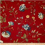 Golding Fabrics Colleen Red