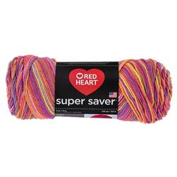 Red Heart Super Saver Yarn 942 Melonberry