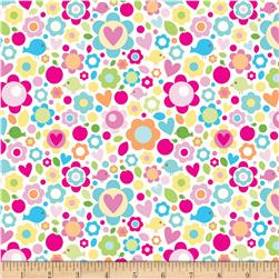 Riley Blake Sweet Home Floral Blue