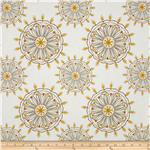 Riley Blake Indie Chic Medallion Yellow