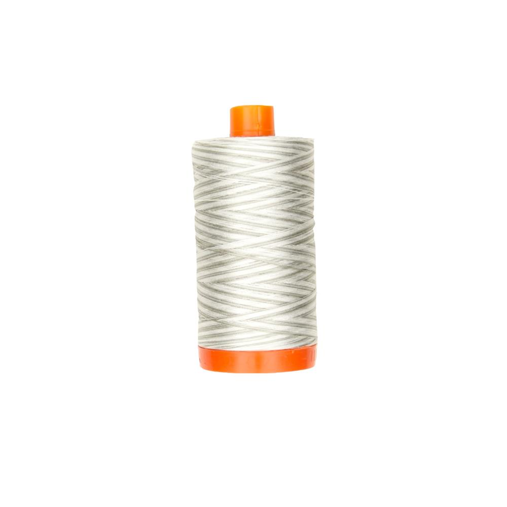 Aurifil Quilting Thread 50wt Silver Moon