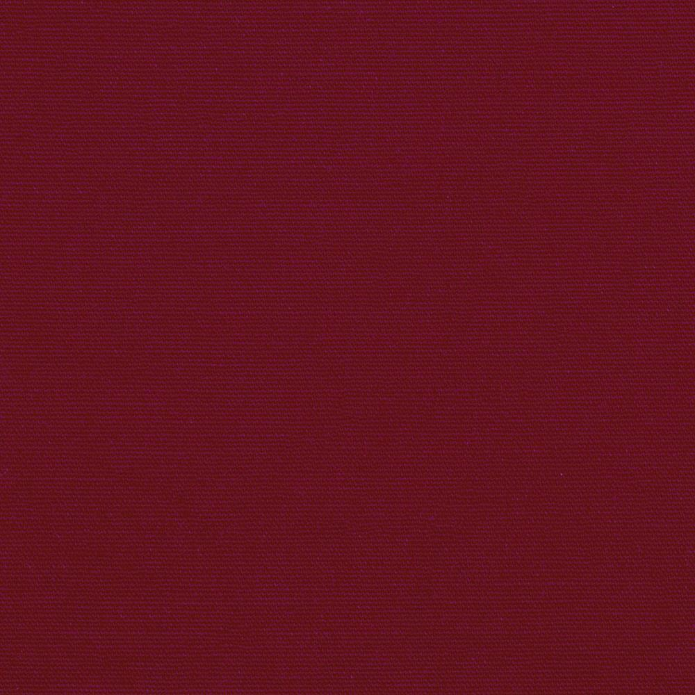 Stretch Cotton Twill Cranberry
