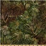 FR-146 Artisan Batik: Northwoods Pine Straw Forest