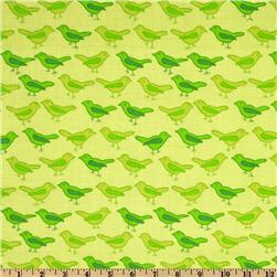 Valori Wells Nest Birds Lime
