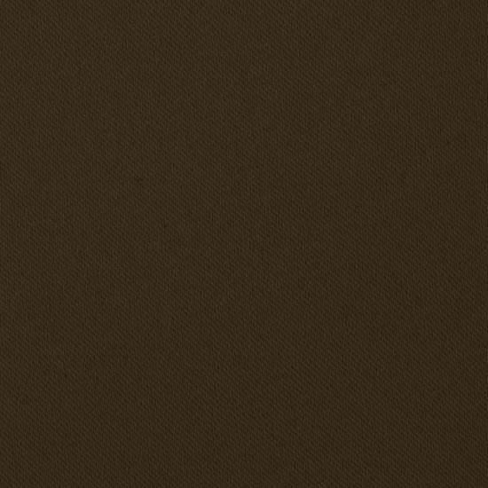 Black Out Drapery Fabric Chocolate Brown