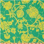 EQ-268 Amy Butler Lark Glamour Souvenir Mineral Green