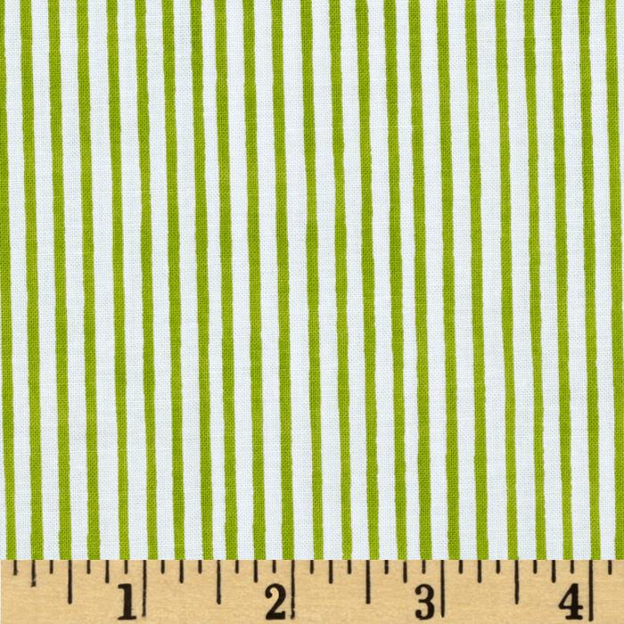 Loralie Fast Women Lazy Stripe Lime