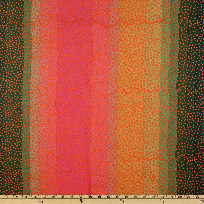 Kaffe Fassett Collective 2010 Terra Ombre Green