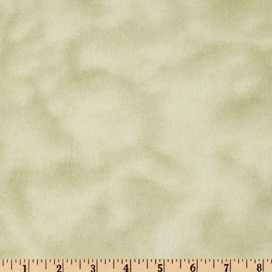 108&#39;&#39; Wide Mottled Flannel Light Mint