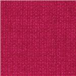 Belgium Basketweave Upholstery Fuchsia