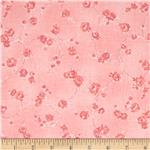 0275304 Love and Liberty Tonal Roses Pink