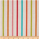 0270426 Michael Miller Textured Basics Stripe Multi