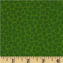 Cypress Tonal Flower Green