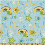 FT-287 Alpine Sweet Lullaby Flannel Sweet Dreams Blue