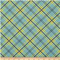 Shelburne Falls Complex Plaid Willow