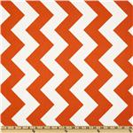 FT-378 Riley Blake Chevron Large Orange