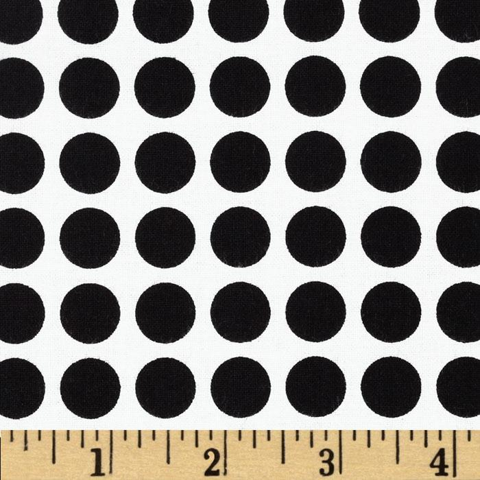 Multidot Small Dot Black