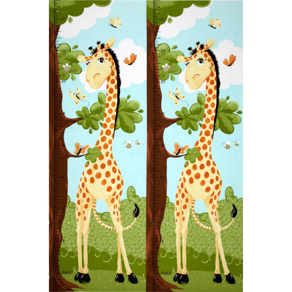 World of Susybee Zoe Growth Chart Panel Multi