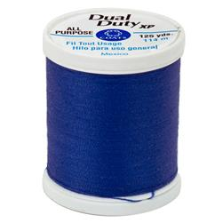 Coats & Clark Dual Duty XP 125yd Monaco Blue