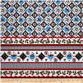 "Mary Engelbreit Very Cherry 59"" Wide Double Border Black"