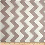 FT-471 Riley Blake Chevron Large Grey