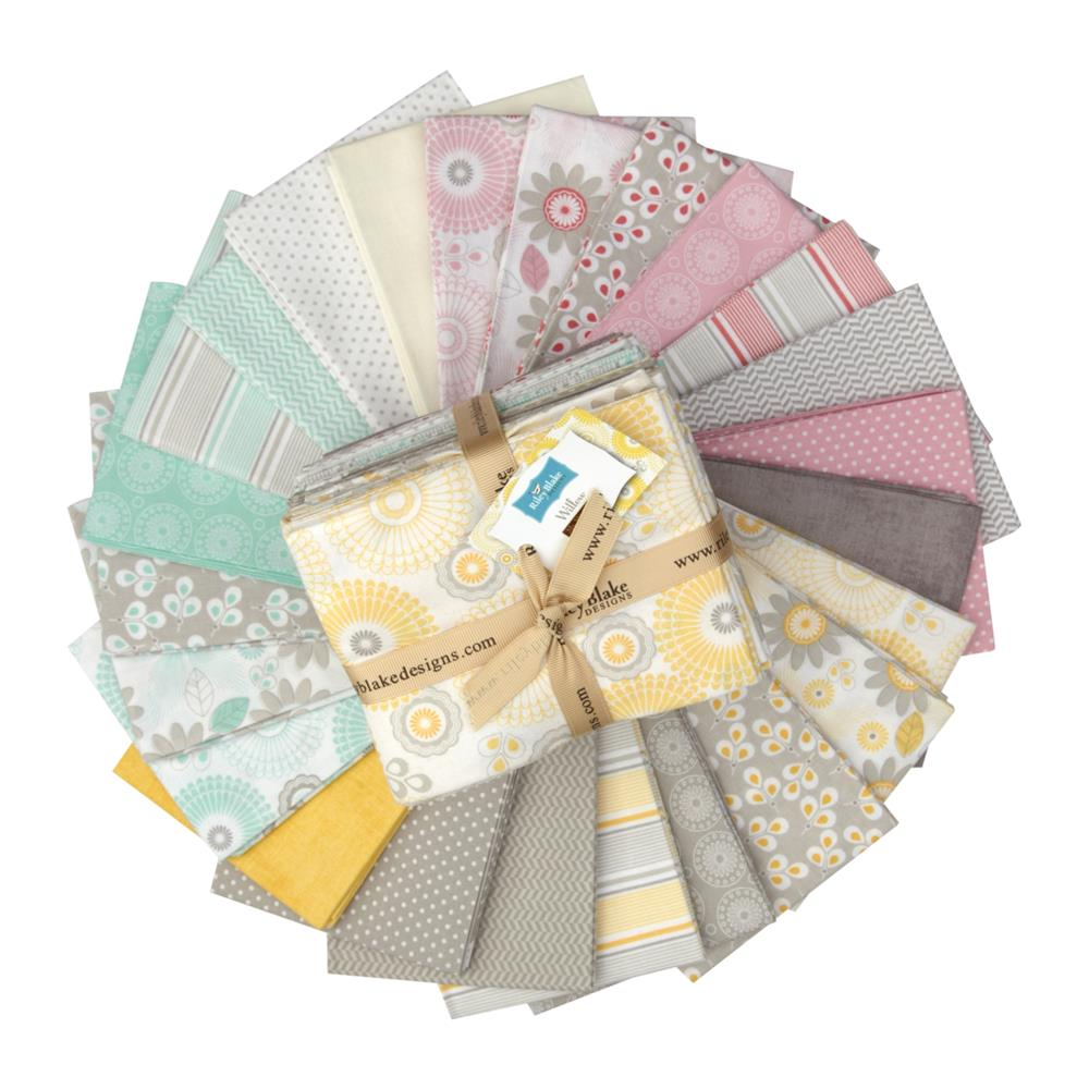 Riley Blake Willow Fat Quarter Assortment