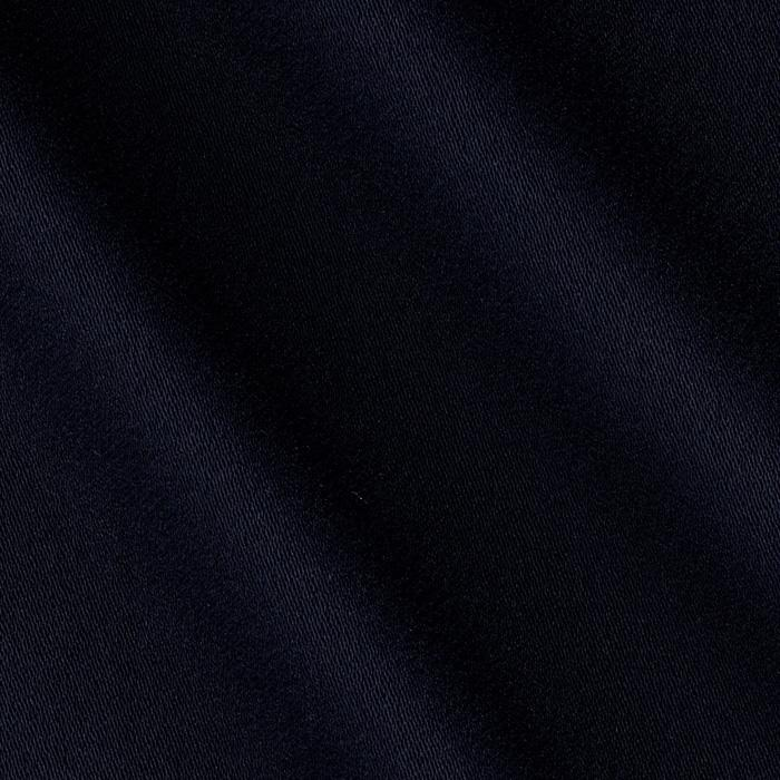 Designer Crepe Shirting Dark Navy