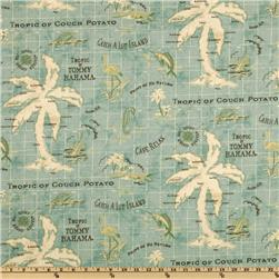 Tommy Bahama Indoor/Outdoor Island Song Surf