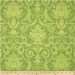 Anna Griffin Amelie Rose Damask Green