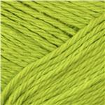 PYR-435 Peaches &amp; Creme Solid Yarn (01712) Bright Lime